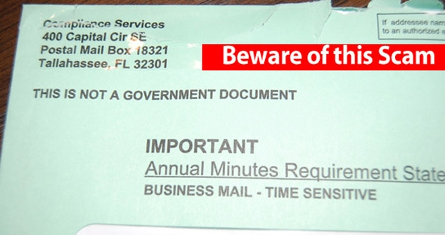 irs scam 3 Beware of this Scam Currently Targeting Florida Business Owners